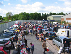 Edinburgh Car Boot Sale